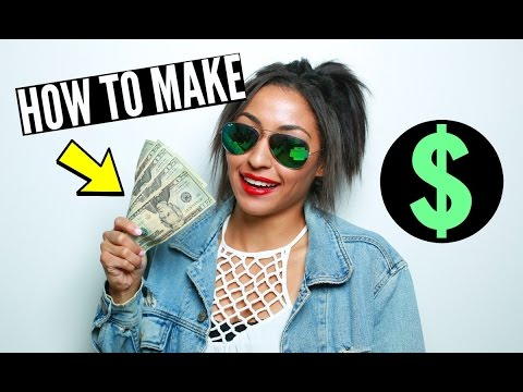 How To Make Money Fast As A Teenager