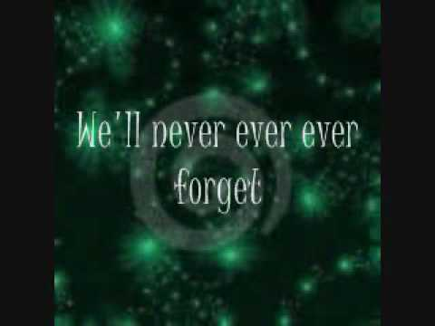 A Night To Remember lyrics-HSM3