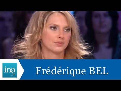 """Frédérique Bel """"La minute blonde"""" - Archive INA"""