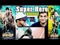 Super Hero | Reaction | First Look | Shakib Khan | Shabnom Bubly | Bengali Movie Super Hero 2018