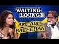 Waiting Lounge - ViP as (Amitabh Bachchan) Meets Sugandha Mishra as (Sharmila)#Comedywalas