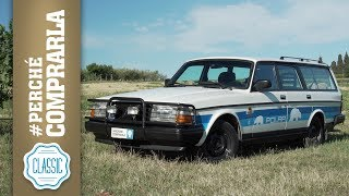 Volvo 240 Polar | Perché comprarla... CLASSIC - Video