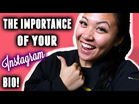THE IMPORTANCE OF YOUR INSTAGRAM BIO   5 QUESTIONS IT SHOULD ANSWER!   BONUS TIPS!