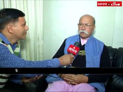 Special talk with HP BJP state vice president Praveen Sharma about BJP electoral manifesto