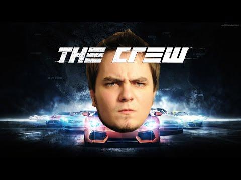 The CREW Calling All units | Ночной стрим. Выигрываем машинки в погонях.