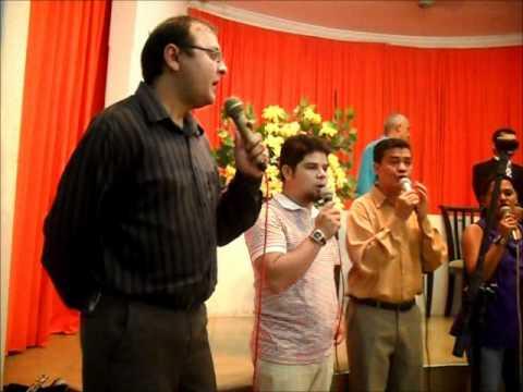Ministério de louvor Corbã da 1° Igreja Batista em Pedreiras-MA