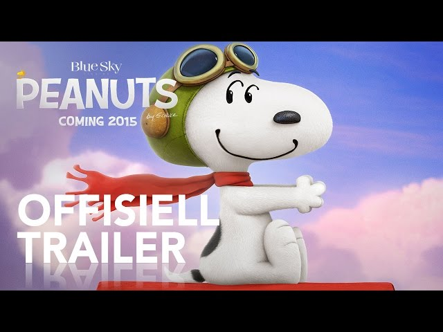 Snoopy og Charlie Brown: Knøttene-Filmen (2D, norsk tale)