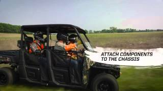 9. New 2016 Polaris® RANGER® 570 EPS Hunter Edition Available for Sale in Lakewood, CO!