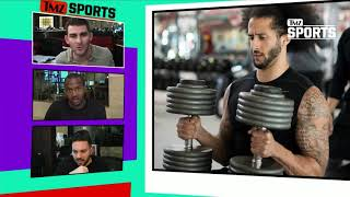 Colin Kaepernick Training For NFL Comeback!   TMZ Sports