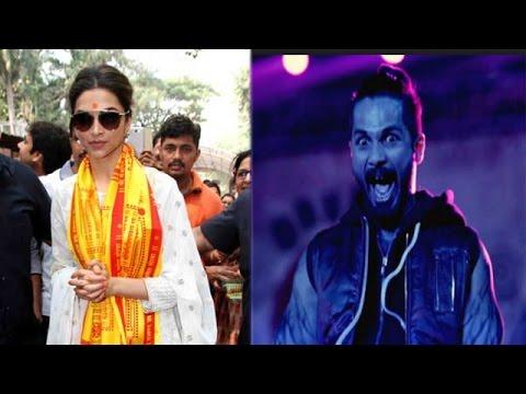 Deepika Visits Siddhi Vinayak Before Every Release