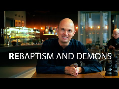 Cafe Talk: Rebaptism