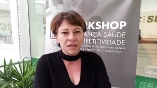 Depoimento da empresária da Polpa Brasil