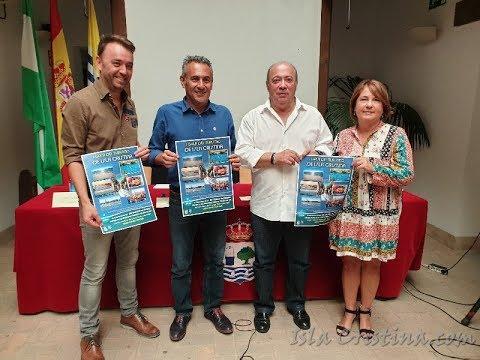 Presentación I Gala del Turismo de Isla Cristina