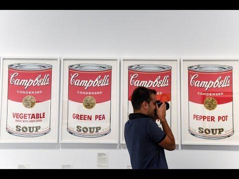 Warhol, el arte mecánico