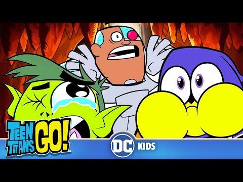 Top 10 Fails | Teen Titans Go! | DC Kids