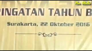 Sluku Sluku Bathok - Ahbaabul Musthofa (Solo Bersholawat 2016) Video