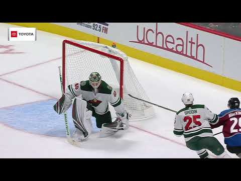 Video: Minnesota Wild vs Colorado Avalanche | NHL | OCT-04-2018 | 21:00 EST