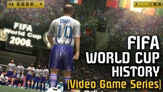 Video FIFA WORLD CUP HISTORY (US Gold & EA Sports Video Game Series) 1994-2014 MP3, 3GP, MP4, WEBM, AVI, FLV Desember 2017