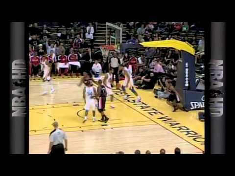Portland Trail Blazers at Golden State Warriors 10-18-2010