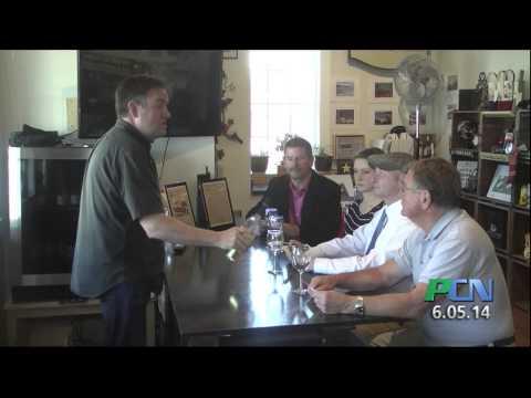 PCN Local Eats Plymouth Bay Winery