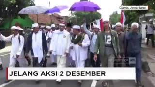 Ciamis Indonesia  city pictures gallery : Jalan Kaki, Ribuan Santri Ciamis Bergerak Ke Jakarta untuk Ikut Aksi 2/12