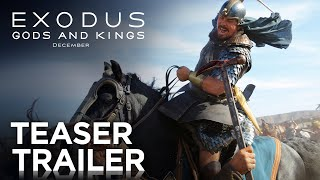 Exodus: Gods And Kings | Official Trailer | 20th Century FOX