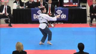 2015 USAT National Championships Taegeuk Pahl Jang