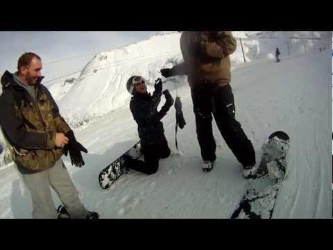 Les Deux Alpes Powder Week 2011