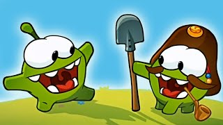 Om Nom Stories BEST of ALL SEASONS   Cut The Rope   Funny Cartoons for Kids