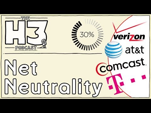 H3 Podcast #16 - Net Neutrality