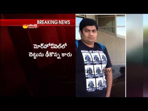 Telugu student kills in america road accident