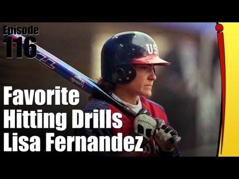 Best Softball Hitting Drills – Lisa Fernandez