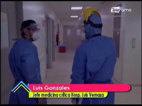Hospitales de Guayaquil reciben a pacientes con covid-19 de otras provincias del país