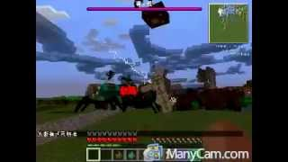 minecraft VK小偉的多重模組戰爭2
