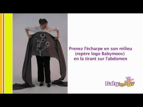 porte b b charpe babymoov le portage en berceau code promo. Black Bedroom Furniture Sets. Home Design Ideas