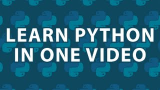 Python Programming in 45 Minutes