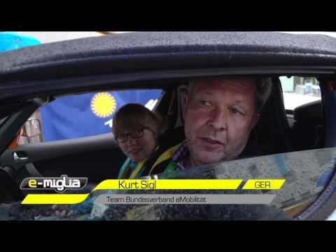 e-miglia 2011 - Blog | Start zur letzten Etappe