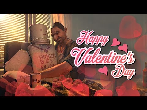Dying Light - Happy Valentine's Day! 💕