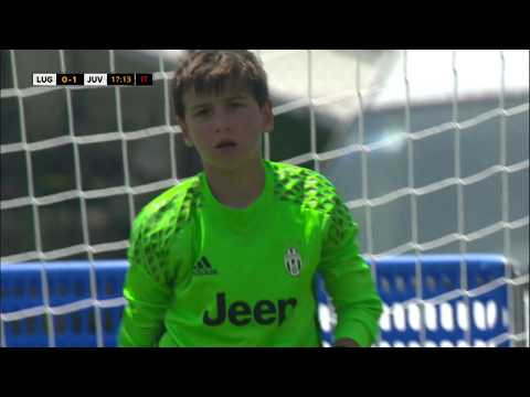 Lugano - Juventus 3-2 (Group C Match 1)
