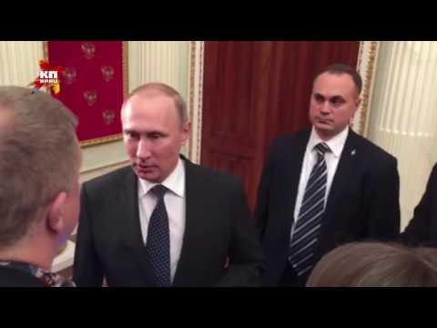 Путин пригрозил уволить чиновников-академиков РАН (видео)