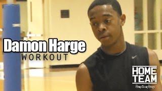 Damon Harge Mini Doc | Workout With Iren Rainey