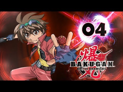 bakugan / battle brawlers / jeu wii
