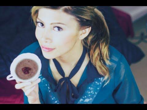 DIY Raw Chia Chocolate Pudding