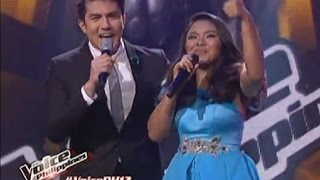 Fearless forecast winner  Alisah Bonaobra The Voice of the Philippines Season 2 February 22, 2015