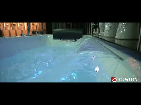 Whirlpool Massage Bath by Colston Bath | Jacuzzi Bath
