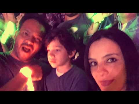 Autistic Boy Cries During Coldplay Concert!