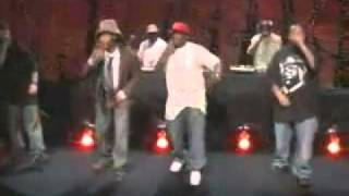 "Little Brother feat Joe Scudda ""Lovin It"" Live"