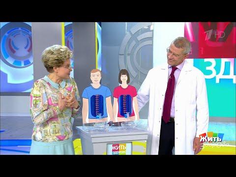 Жить здорово Диагноз по мочевому пузырю. (17.07.2018) - DomaVideo.Ru