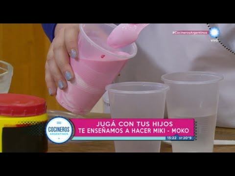 Experimentos gelatinosos