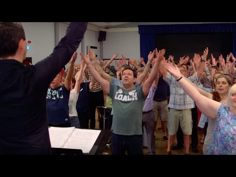 Watch: How choral singing can unite a community
